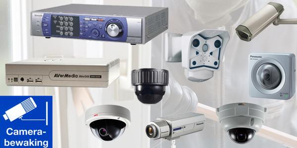 Bewakingscamera soorten cameras