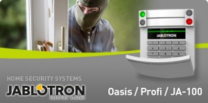 alarminstallatie OasisProfi ja 100 alarmsysteem