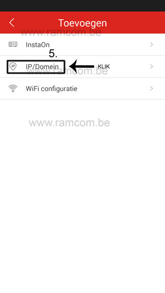 Handleiding Cpplus Dahua smartphone app gcmob icmob gdmss
